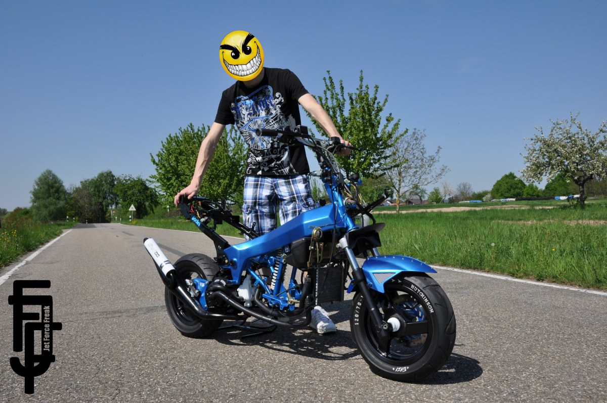 Jet Force Freak Projekt :)