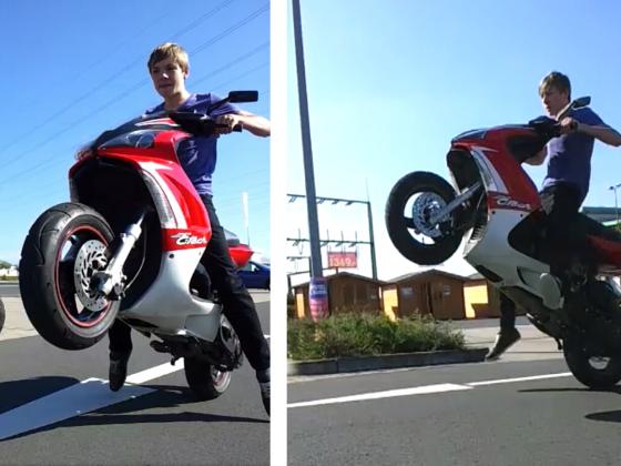 Wheely! :P