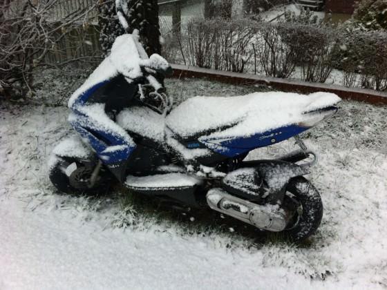 Wintereinbruch ;)