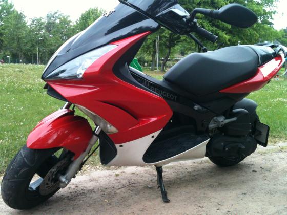 Neuer Roller