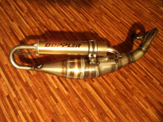 Neuer Pott: Doppler RR-7