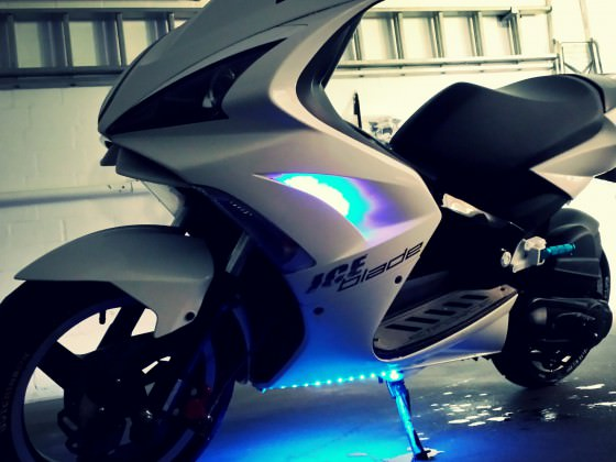 White&Blue Jetforce