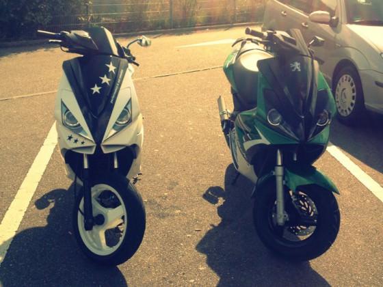 White&Green Jetty
