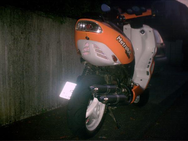 Mein Ex-Speedfight 1 LC '96 (Bilder von 2008)