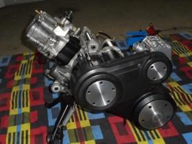 nach Motorrevision, 59mm Zylinderbohrung