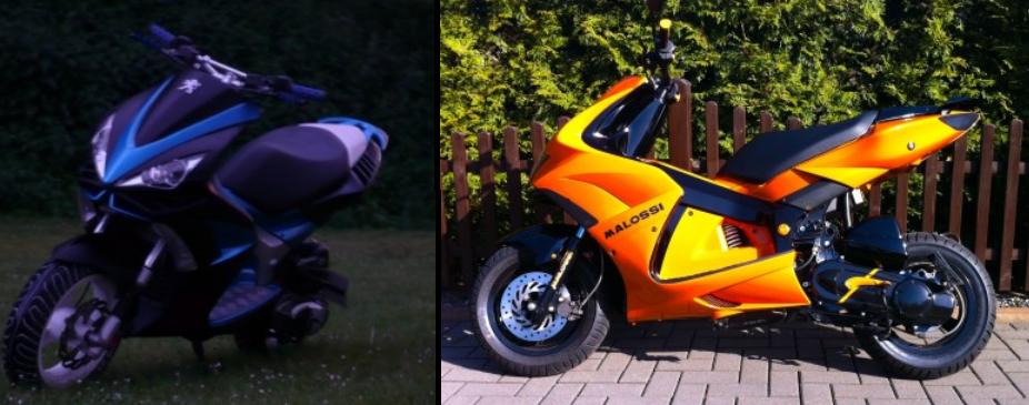 Lackieren Helft Mir Galerie Dein Scooter Und Rollerforum