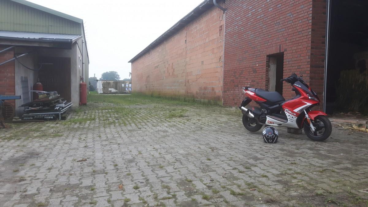 erntewagen bau 2k17