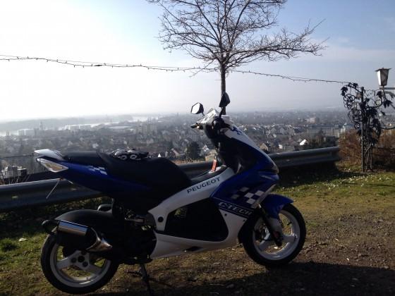 Jetforce mit Rhein