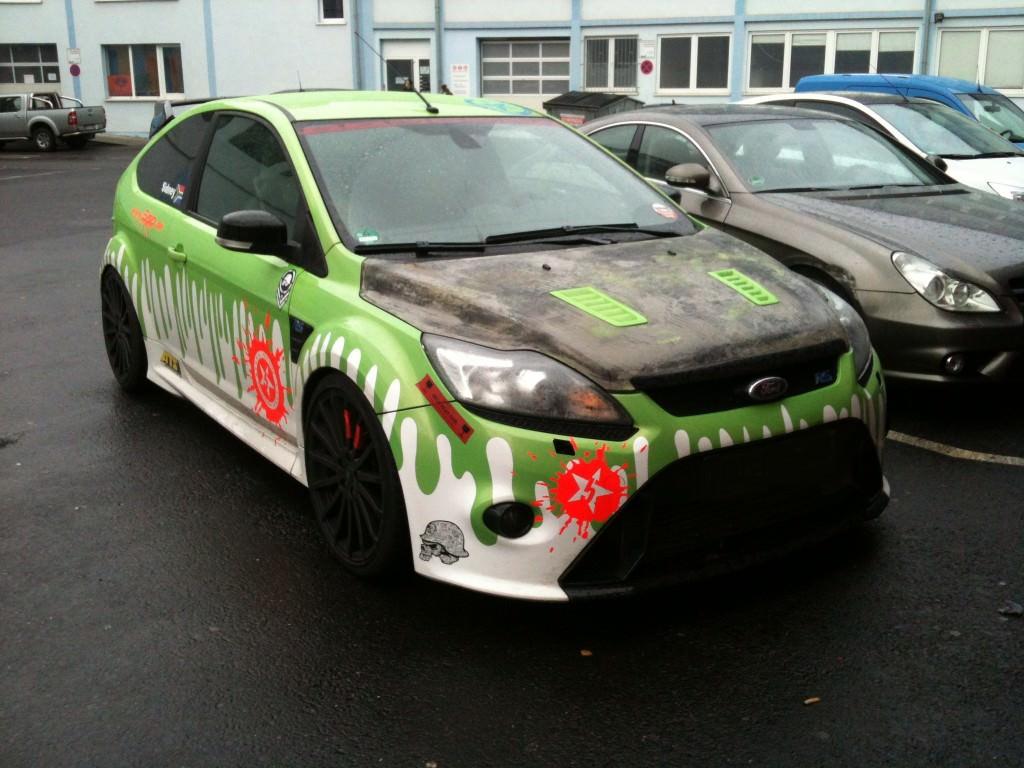 Focus RS Sidney Hoffmann